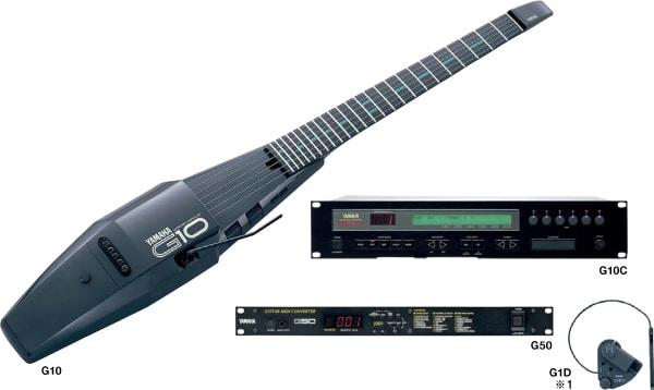 Yamaha Synth Guitar